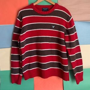 AEO Cotton/Wool Knit Sweater size M